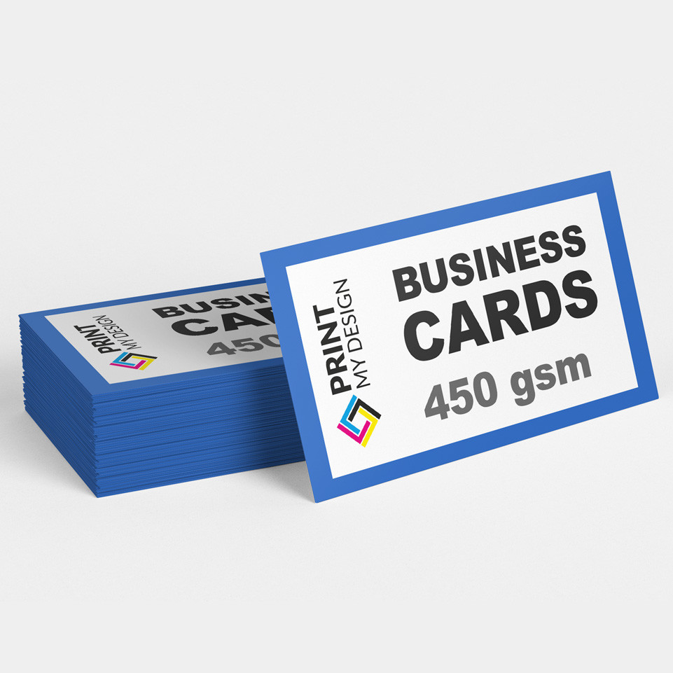 Standard Business Cards - Design Online your Business Cards - Free ...