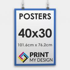 40x30 Posters
