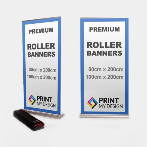 Roller Banners - Premium