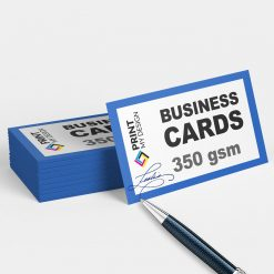 Uncoated Business Cards printing in Stockport