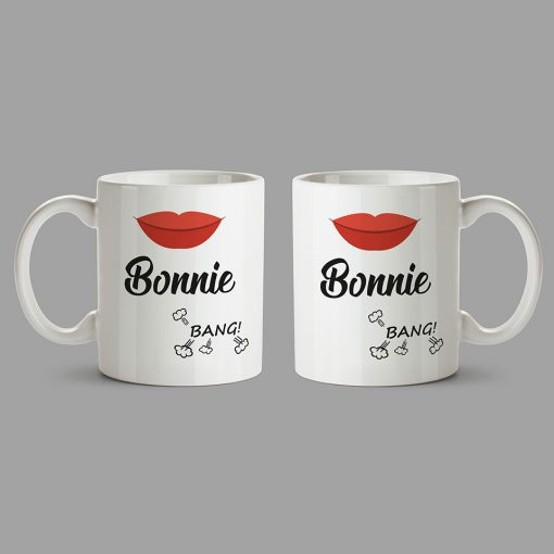 Personalised Mugs - Bonnie - Bang!