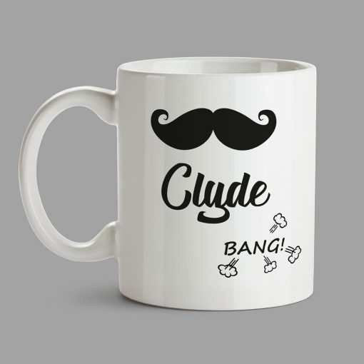 Personalised Mugs - Clyde - Bang!