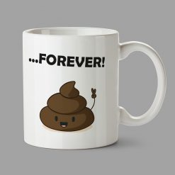 Personalised Mugs - Friends forever