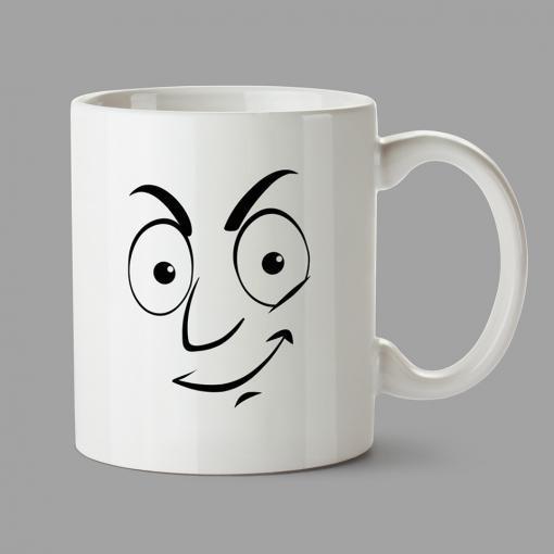 Personalised Mugs - Panjandrum, dodger