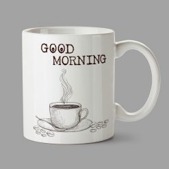 Personalised Mugs - Good Morning