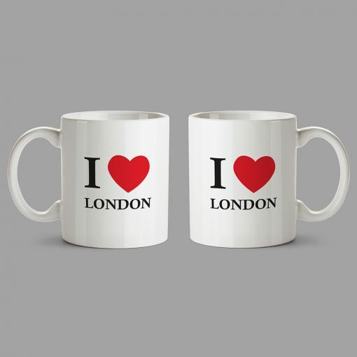 Personalised Mug - I Love London