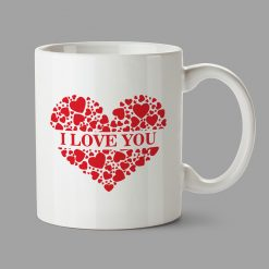 Personalised Mugs - I Love You