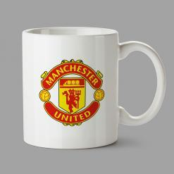 Personalised Mug - Manchester United