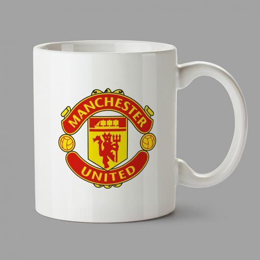 Personalised Mug - Manchester United