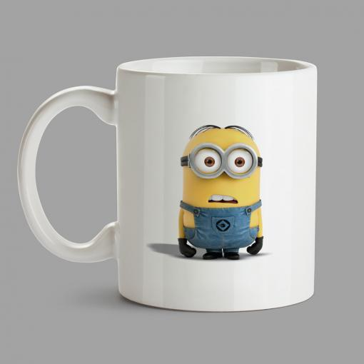 Personalised Mug - I try to be a nice person