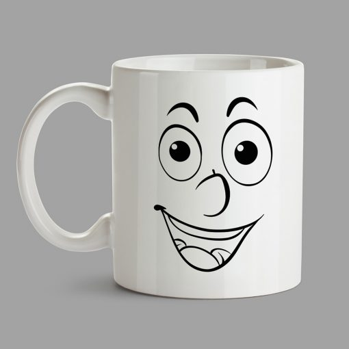 Personalised Mugs - Wake up and be awesome