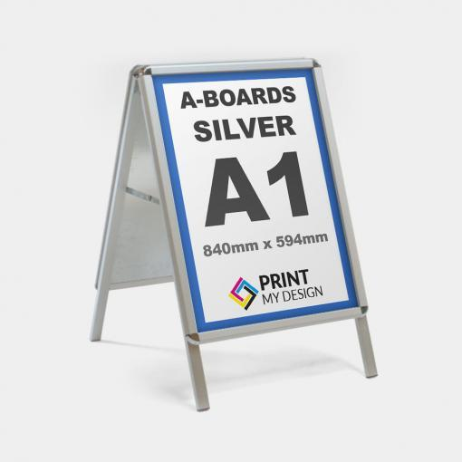 A1 Silver A-Board