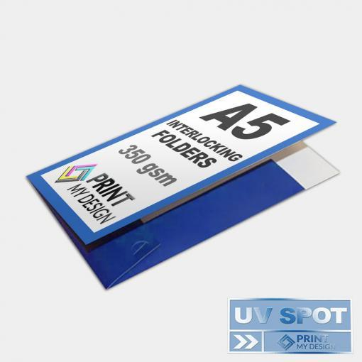 A5 Interlocking Folders (UV)