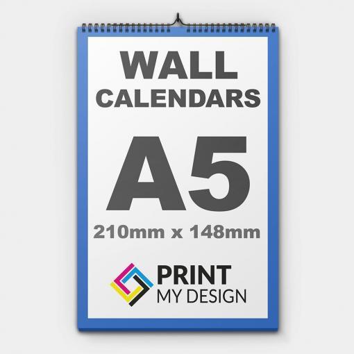 A5 Wall Calendar