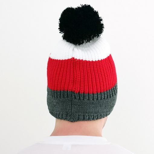 Polish Football Team Hat - Adult