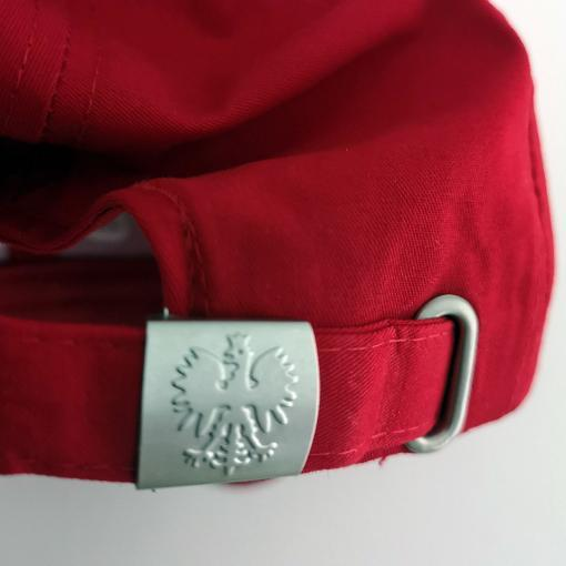 Polish Football Team Red Cap - Adult