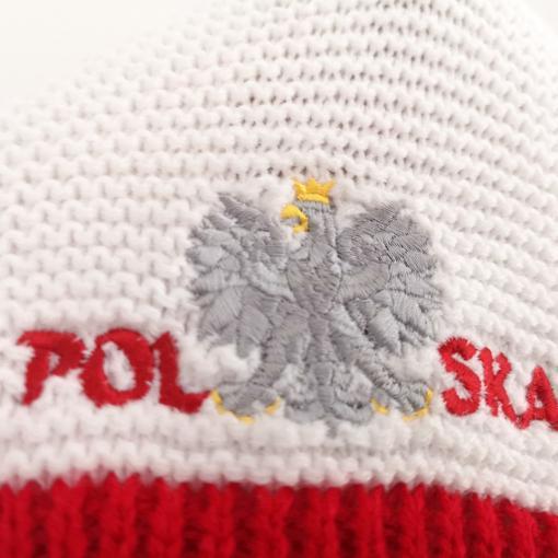 Polish Football Team Hat - Adult