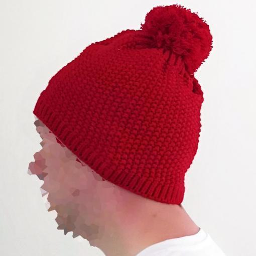 Polish Football Team Red Hat - Adult
