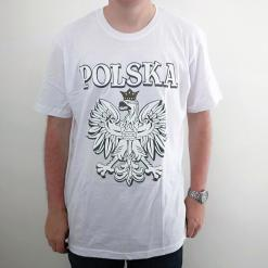 Polish Football Team - T-Shirt - Adult