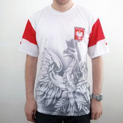 Polish Football Team T-Shirt - Adult