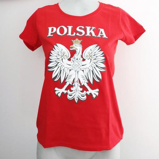 Polish Football Team - T-Shirt - Women