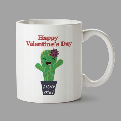 Personalised Mug - Happy Valentine's Day