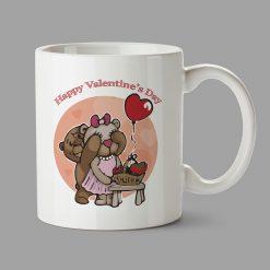Personalised Mug - Happy Valentine's Day
