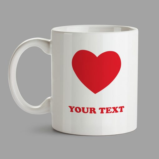 Personalised Mug - I'm Cold, You are hot, Let's Cuddle