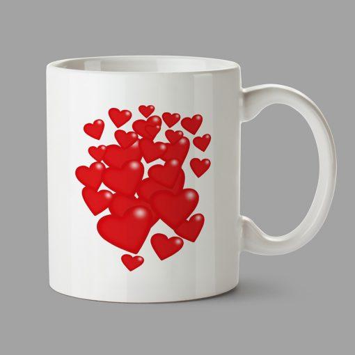 Personalised Mug - Be Mine Valentine