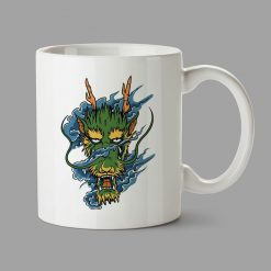 Personalised Mug - Chinese Dragon