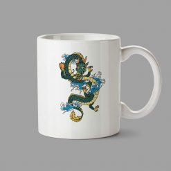 Personalised Mug - Chinese Dragon full body