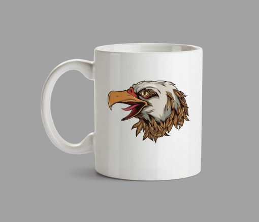 Personalised Mug - Eagle Head