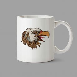 Personalised Mugs - Eagle Head