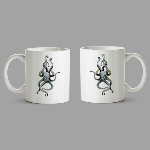 Personalised Mug - Cthulhu full body