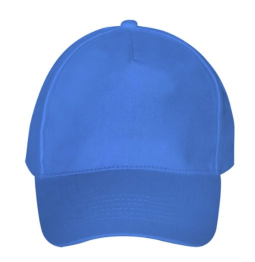 Promotional Caps - Ultimate 5-Panel Personalised Caps - Bright Royal